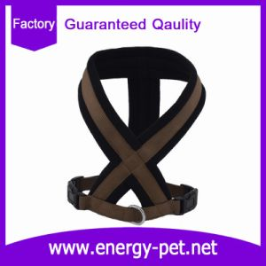 Nylon Polyester Pets Soft Safe Adjustable Dog Harness