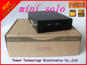 Vu Solo Cloud Ibox Satellite Receiver Support IPTV+Youtube