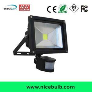 PIR Motion Sensor Outdoor 50W LED Floodlight