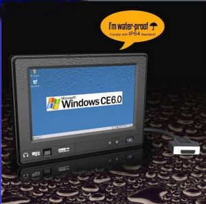 """7"""" Notebook Computer Panel PC for Industrial, Mobile Terminal pictures & photos"""