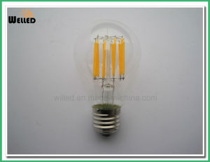 10W A60 Global LED Filament Bulb E27 B22 pictures & photos