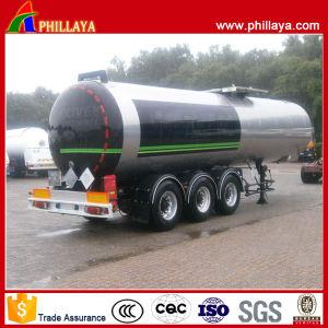 Brand-New Designed 30-50 CBM 3 Axles Fuel Tanker Semi Trailer pictures & photos