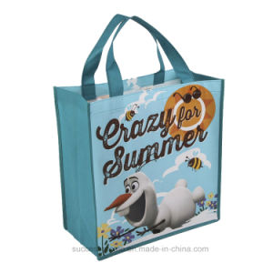 Promotional Reusable Non Woven Custom Tote Bags pictures & photos