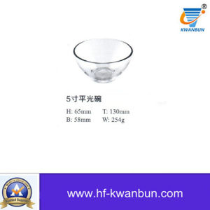 High-Quality Glass Fresh Bowl with Good Price Kb-Hn01266 pictures & photos