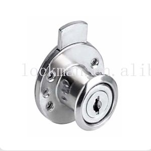 Competitive Zinc Alloy Drawer Lock with Good Quality (DL-109) pictures & photos