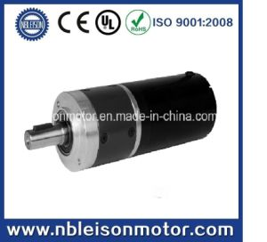 12 Volt 24 Vlot DC Brushless Planetary Gear Motor pictures & photos