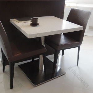Marble Stone Modern Dining Table China Modern Dining Table Solid