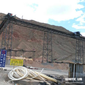 Stationary Impact Crusher Plant in Sand Making (200t/h) pictures & photos