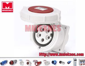 32A 3p+N+PE IP67 Industrial Socket (MN3532)