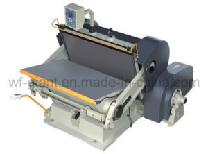Creasing and Cutting Machine (ML-1100) pictures & photos