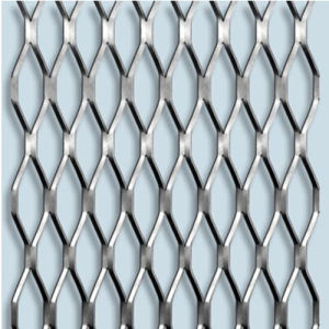 Expanded Metal Plate Mesh with Diamond Hole pictures & photos