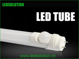 High Luminous Efficacy LED Motion Sensor LED Tube pictures & photos