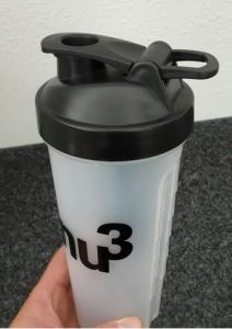 450ml Plastic BPA Free Sports Protein Shaker Blender Cup pictures & photos