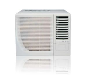 Side Discharge 18000BTU Window Type Air Conditioner pictures & photos