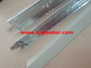 Ceiling Suspension Grids, Ceiling T Bar/Standard T Bar, Alloy Head Ceiling Tee Grids pictures & photos