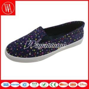 Leisure Comfort Flat Shoe Women Casual Shoes pictures & photos