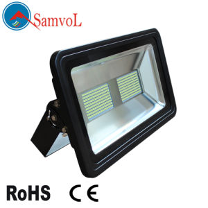 High Brightness 200W LED Floodlight, with CE and RoHS Certification