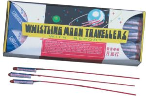 Whistling Moon Travellers Rockets Toy Fireworks pictures & photos