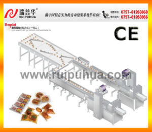 Chocolate Bar Automatic Feeding and Packing Machine pictures & photos