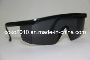 ANSI Z87 and En166 Black Color Gk-Ktj Safety Glasses pictures & photos