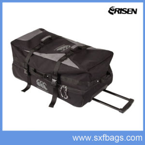 Newest Double Roller Large Wheeled Trolley Luggage Bag pictures & photos