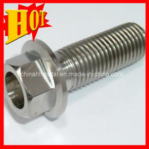 Gr5 Titanium Bolts Made in China pictures & photos