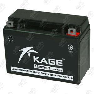 Motorcycle Battery (12MF6.5) 12V-6.5Ah