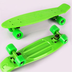 New Plastic Skateboard with PP Material (YVP-2206) pictures & photos