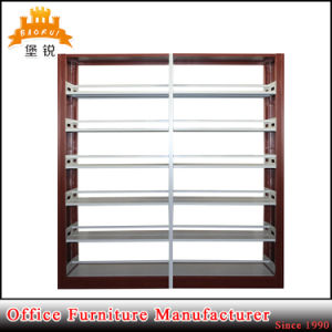 Factory Directly Sale Kd Metal School Library Bookcase pictures & photos