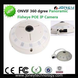 New 1.3 Megapixel Panoramic Fisheye Mini Poe IP Security Camera pictures & photos