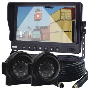 9inches Monitor Rear View System (DF-9600512) pictures & photos