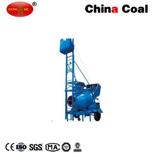 Ce Certified Jzc250 Self-Lifting Concrete Mixer pictures & photos