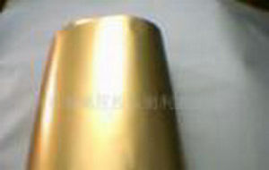 Matte Gold Aluminium-Foil Label Paper