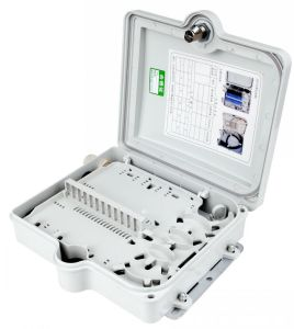 Fiber Optic Terminal Box- Fiber Distribution Box- FTTH Distribution Box pictures & photos