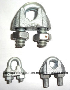 DIN741 Wire Rope Clamp pictures & photos