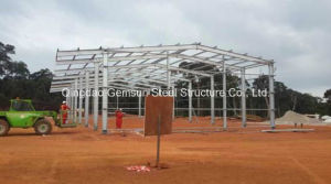 Prefabricated Industrial Steel Structure for Workshop/Warehouse/Shed (SL-0037) pictures & photos