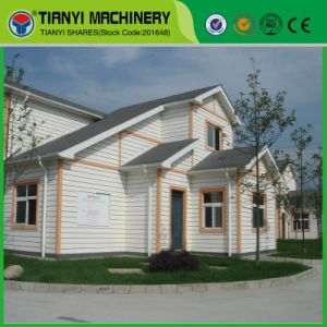 Lightweight Wall Panel Prefabricated House Manufacturer pictures & photos