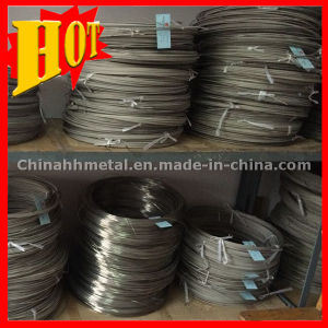 ASTM B348 Ti6al4V Titanium Wire for Medical pictures & photos