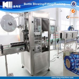 Full Automatic PVC Shrink Sleeve Labeling Machine pictures & photos