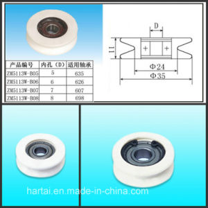 Wire Guiding Pulley with Bearing for Wire Drawing (Wire Guides, Idler Roller) pictures & photos