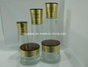 Luxury Cosmetic Glass Bottle, Cosmetic Bottle