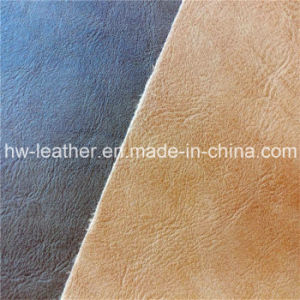 Emboseed PU Leather for Handbags (HW-689) pictures & photos