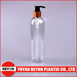 400ml Plastic Pet Bottle with SGS Certification -Cylinder Series (ZY01-B121) pictures & photos