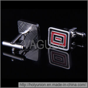 VAGULA Custom Designer Enamel Cufflinks (Hlk31689) pictures & photos