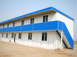Mobile Prefab House for Living, Office (pH 15021) pictures & photos