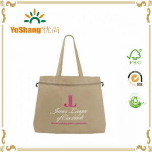 Promotional Poly PRO Non-Woven Polypropylene Cinch Totes Bags pictures & photos