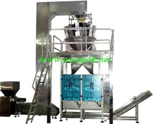 High-Speed Weigher and Packaging Machine Line/ Food Packing System