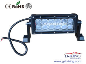 Dual Row 36W 4D Reflector LED Light Bar pictures & photos