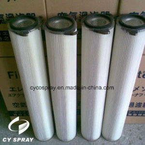Three External Ear Cap Type Dust Collector Filters pictures & photos