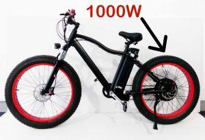 8fun Motor 500W Big Power Fat Tire Mountain Electric Bike pictures & photos